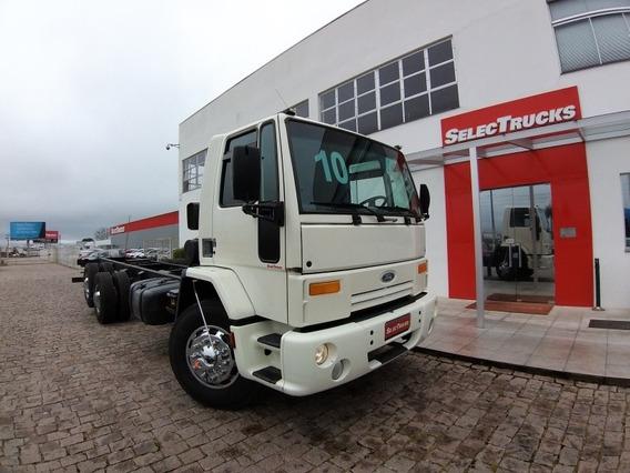 Ford Cargo 1517 04 Cilindros Turbinado E Interculado E Reduz
