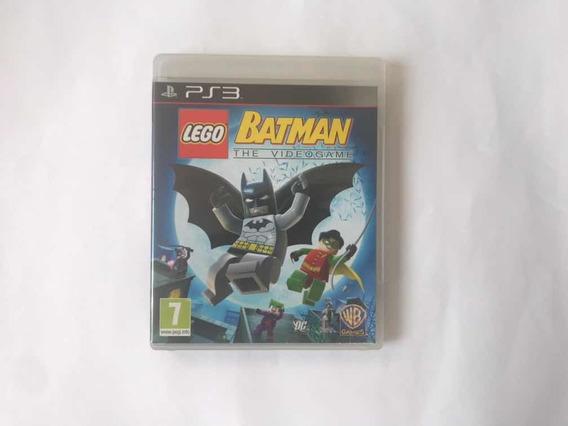 Lego Batman The Vídeo Game Para Ps3
