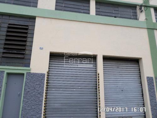 Galpão Na Vila Guilherme Com 680m² - Cf21583