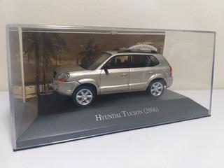 Hyundai Tucson 2006 Ed 108 Carros Inesquecíveis Brasil 1/43