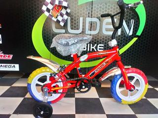 Bicicleta Rodado 12 Varon Oferta De Outlet