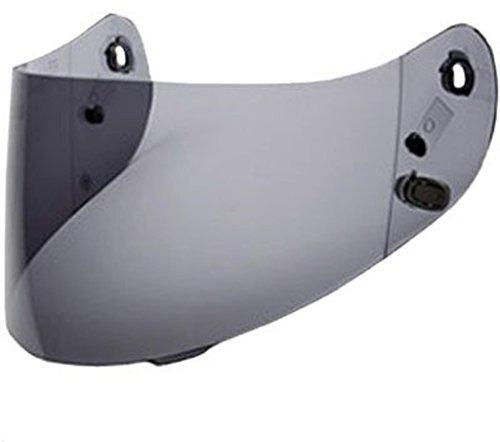 Imagen 1 de 4 de Escudo Del Casco Listo Para Pinlock De Humo Oscuro De La Ser