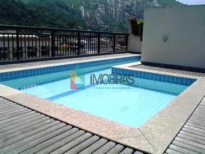 Apartamento Flat Em Copacabana Posto 5 Com Vaga De Garagem Oportunidade!! - Cpfl10039
