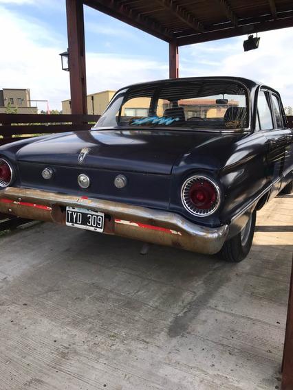 Ford Falcon Americano $130.000