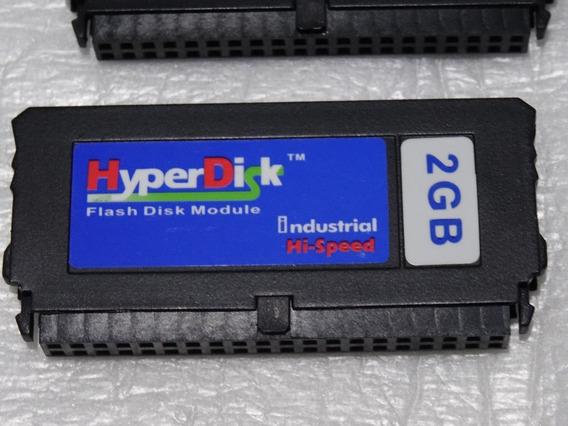 Ide Flash Module Hyperdisk Dom 40 Pinos 2gb Industrial Top