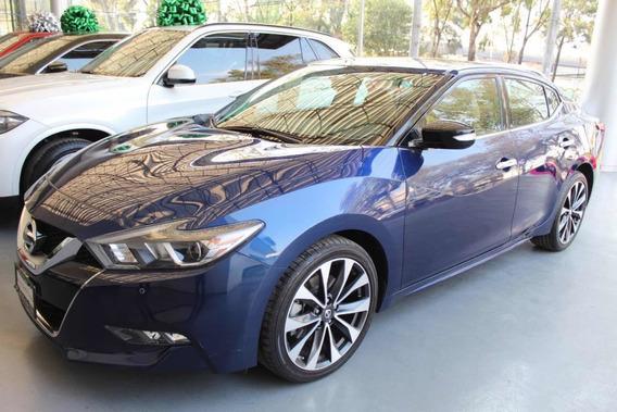 Nissan Maxima 3.5 Exclusive Cvt 2018