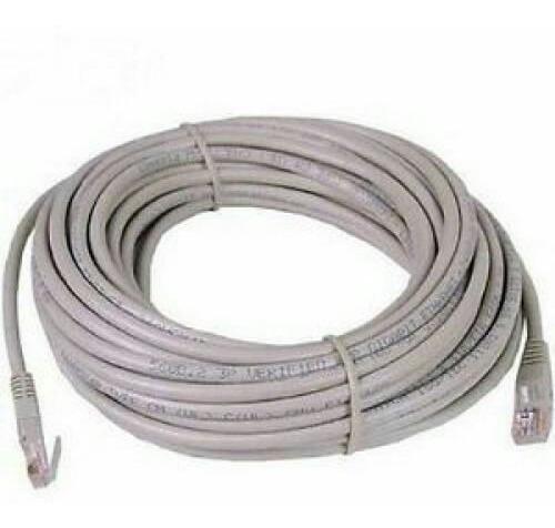 Patch Cord Cable De Red Armado Utp 5e X Tres Metros