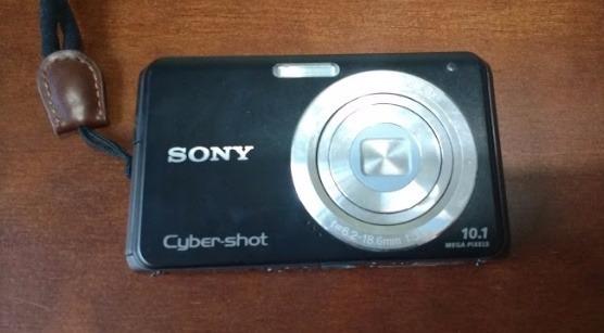 Câmera Sony Dsc W180 - 10.1 Mp Usada