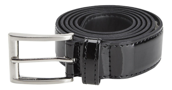 Cintos Charol De Vestir Hombre - Quality Import Usa