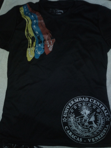 Camisa Manga Corta Ucv