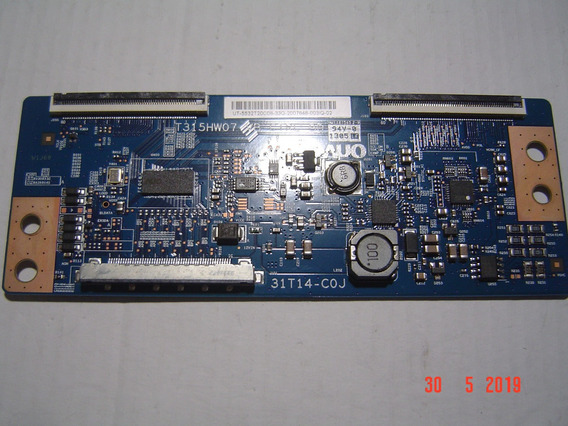 Placa Tcon Philips T315hw07 Vbctrl Bd