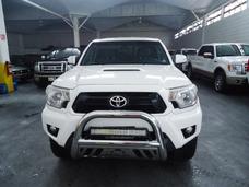 Toyota Tacoma Trd Sport 4x4 Blanca 2013