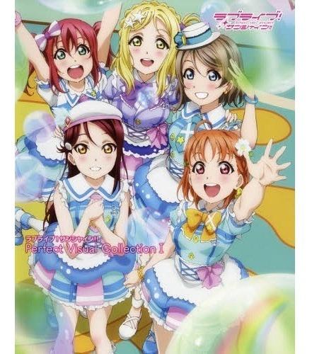 Imagen 1 de 3 de Artbook Love Live! Sunshine!! Perfect Visual Collection 1