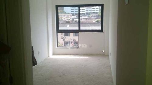 Imagem 1 de 4 de Sala À Venda, 23 M² Por R$ 170.000,00 - Fonseca - Niterói/rj - Sa1684