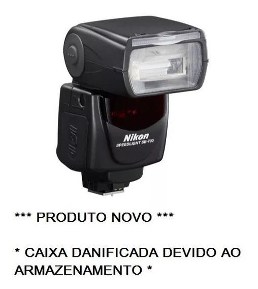 Flash Nikon Sb-700 Speedlight Original