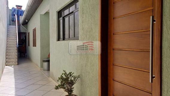 Casa Com 2 Dorms, Alves Dias, São Bernardo Do Campo - R$ 370 Mil, Cod: 273 - V273
