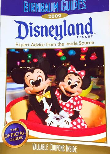 Imagen 1 de 1 de Revista Disney Disneyland Guia