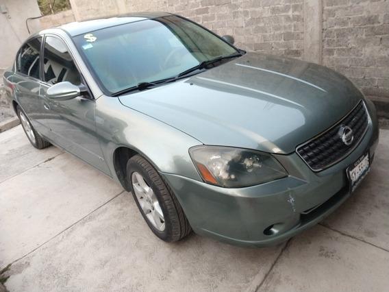 Nissan Altima 2.5 Sl Aa Ee Cd Piel Qc At 2005