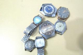 Colección De Relojes Antiguos P/repuestos Citizen B092