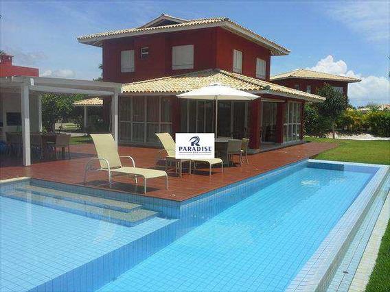 Casa Com 4 Dorms, Costa Do Sauípe, Mata De São João - R$ 1.500.000,00, 320m² - Codigo: 53500 - V53500