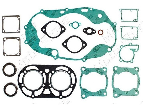 Junta Motor Rd350 (completo) Cabeçote Prespack Vs1070000850p