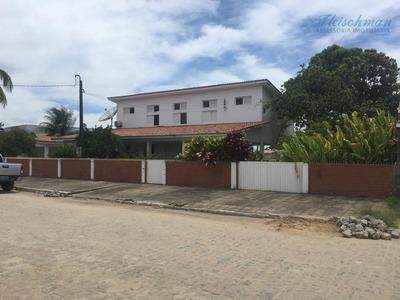 Casa Com 5 Dormitórios À Venda, 450 M² Por R$ 950.000 - Centro - São José Da Coroa Grande/pe - Ca0300