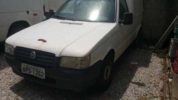 Fiat Fiorino Branca 2008