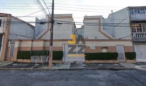 Lindo Condomínio De Sobrados À Venda Em Vila Guilhermina - Ca13285