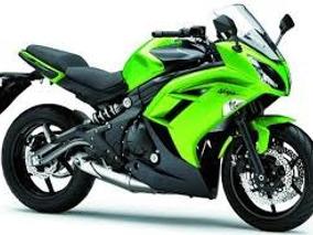 Kawasaki Ninja 650r 2012 Nova