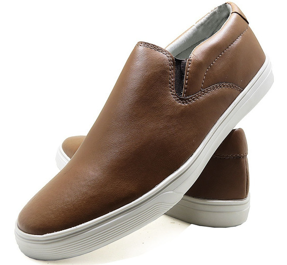 Slip-on Original Tenis Caramelo Super Luxo Sapatenis