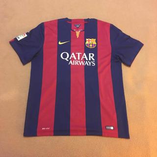 Camisa Barcelona Home 2014/15 - Messi - Nike