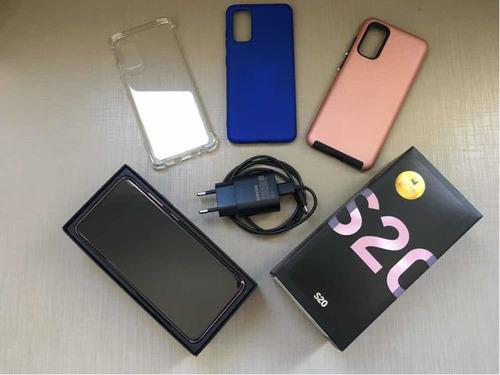 Celular Samsung S20 - Perfeito Estado!