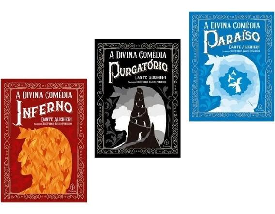 A Divina Comédia - Trilogia Completa - Inferno, Purgatório E