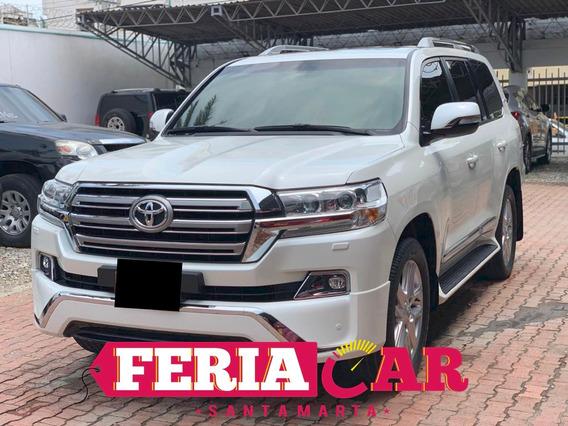 Toyota Lc200 Platinum Edition 2016 4.5 Diesel Importada