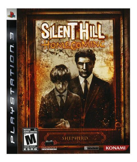 Silent Hill: Homecoming Original Ps3 - Frete Grátis Módico