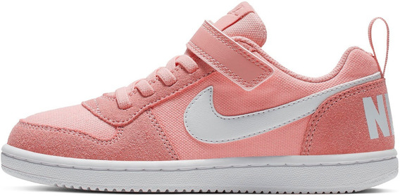 Nike Court Borought Low Niña