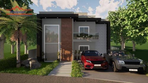 Casa À Venda, 196 M² Por R$ 980.000,00 - Rio Abaixo - Atibaia/sp - Ca4479