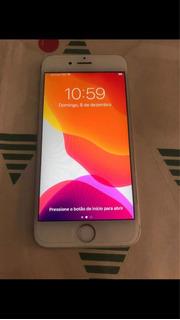 Célula iPhone 6s 32gb Com Pouca Marca De Uso Está Lindo