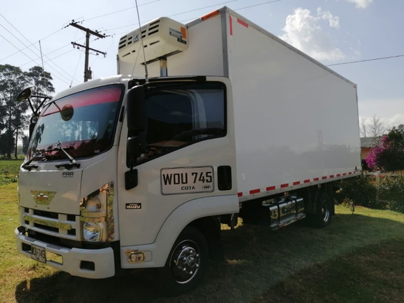Camión Furgón Chevrolet Frr Modelo 2018