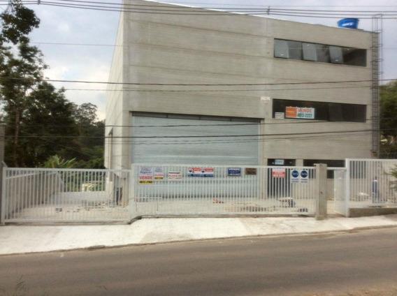 Galpão Industrial Para Venda E Locação, Capuava, Cotia - Ga0070. - Ga0070