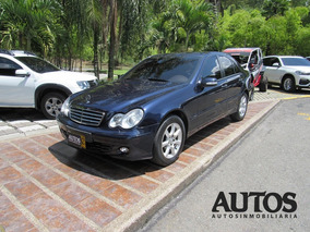 Mercedes Benz C180 Kompressor Cc 1800 At