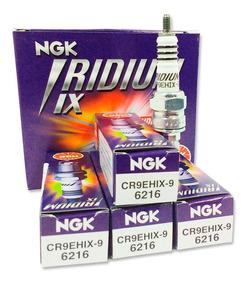 Vela Iridium Ngk Cbr600f Cbr 600f Hornet Cr9ehix9 - 4 Velas