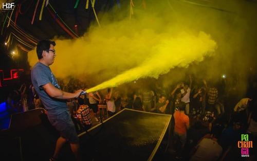 Polvos Holi De Colores Para Fiestas Y Eventos, Garantizados