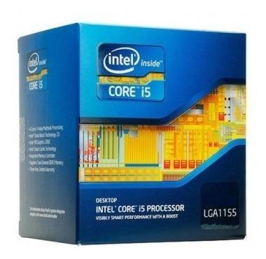 Kit Intel I5 3570 (processador + Placa-mãe + Memória)