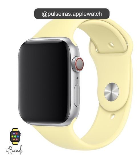 Pulseira Esportiva Apple Watch 1 2 3 4 Várias Cores