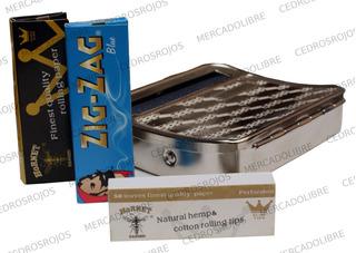 Roladora Automatica + Papel Zig Zag Y Hornet + Filtros. Liar