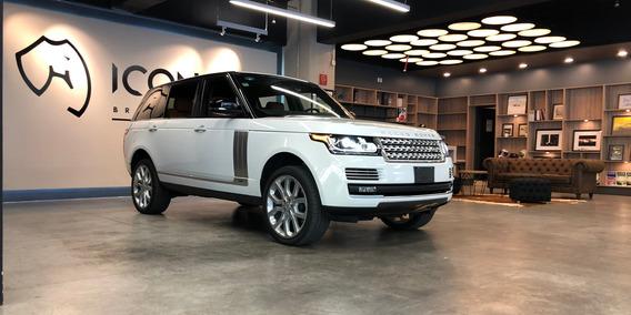 Range Rover Autobiography Long Wheelbase Lwb