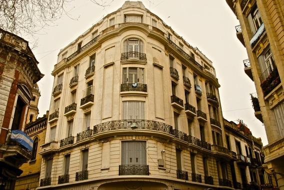 Semi-piso En Edificio Histórico 3 Dormitorios 5 Ambientes