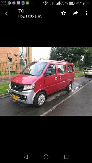 Gonow Minivan Mini Van 8 Pasajeros