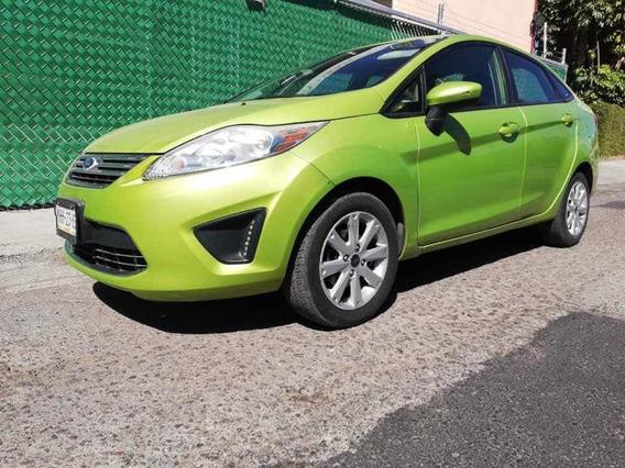 Ford Fiesta Sel
